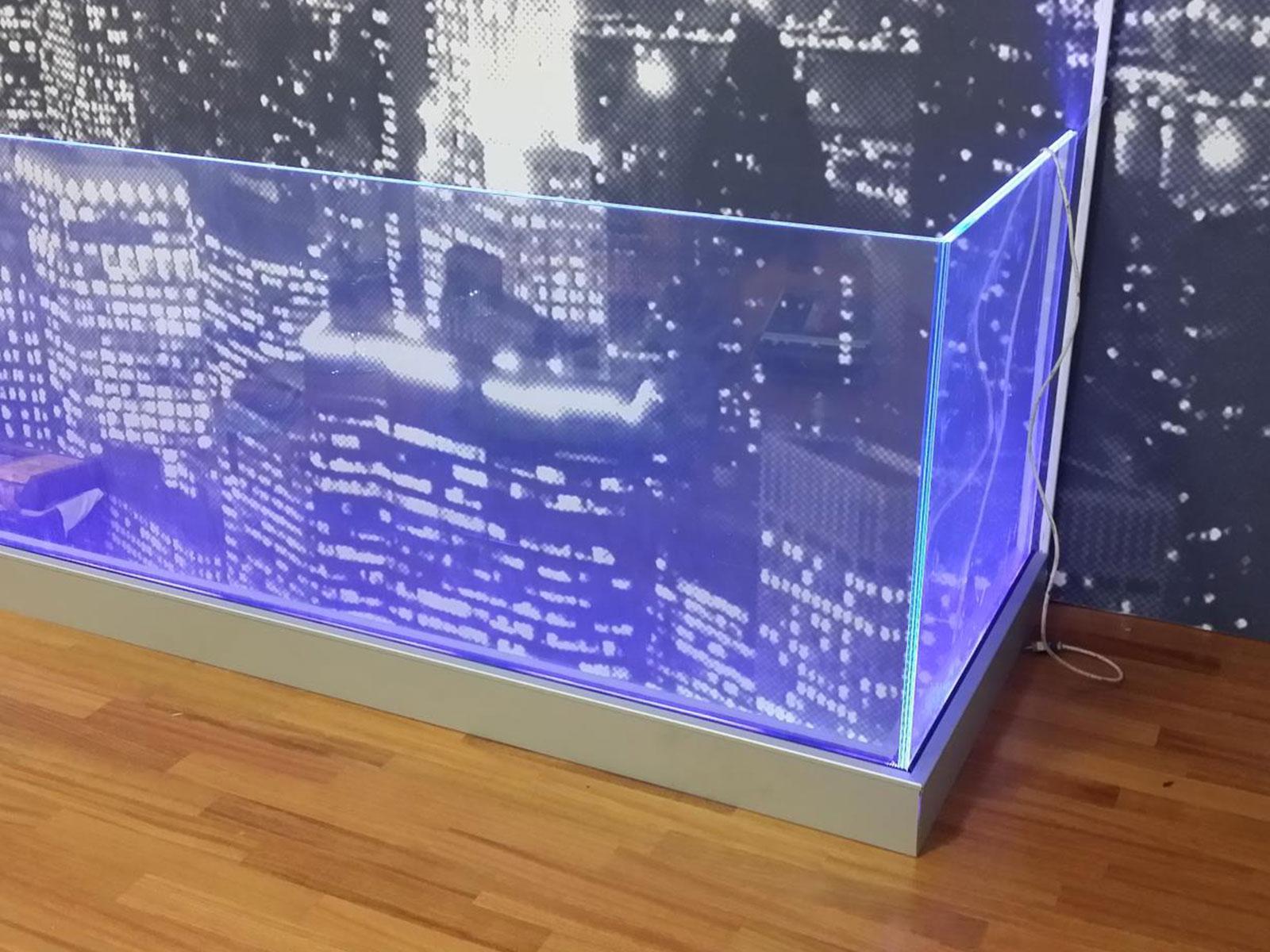 realizzazione vetri a controllo solare Marino